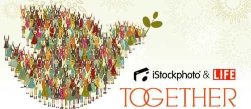 Конкурс Together от Life и Istockphoto