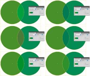 различные эффекты прозрачности