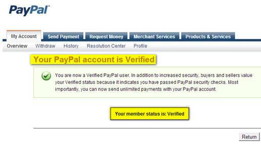 Как получать и выводить деньги из Paypal?
