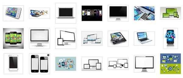виды иллюстраций с изображением техники