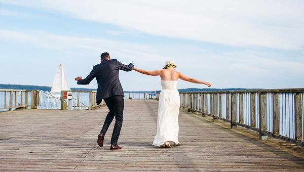 качественное свадебное фото
