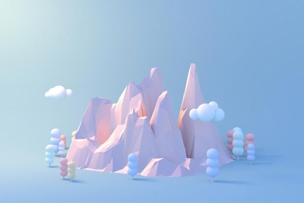 Сюрреалистические изображения и 3D