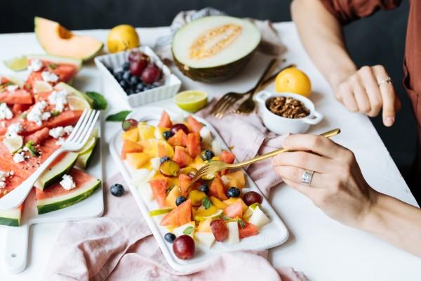 Здоровая растительная пища