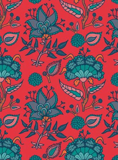 цветочная каламкари