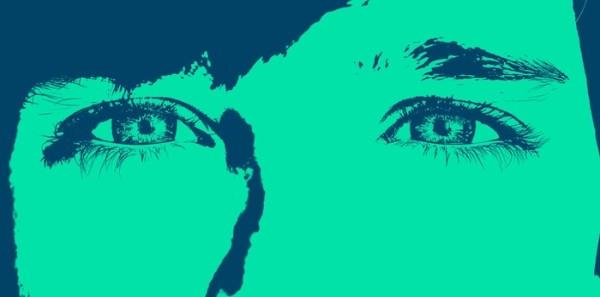 неоновые глаза